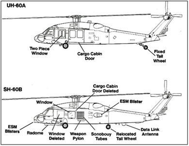 Sikorsky Archives | S-70B