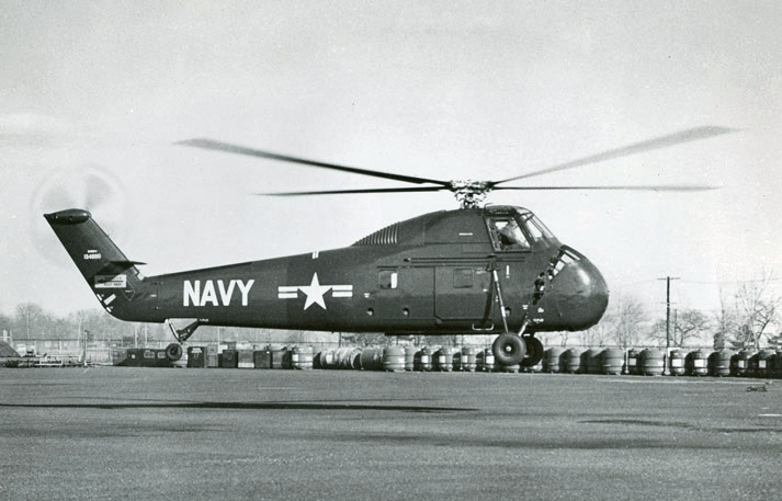Elicottero S 58 : Sikorsky archives s