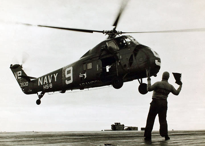 Sikorsky Archives S 58