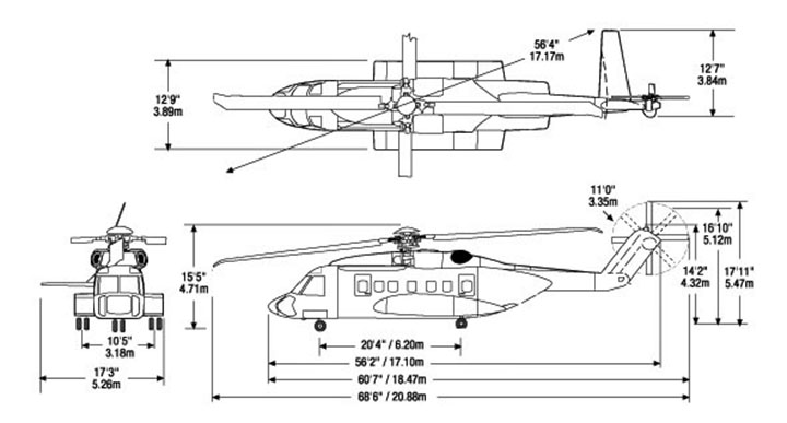 Sikorsky Archives S 92