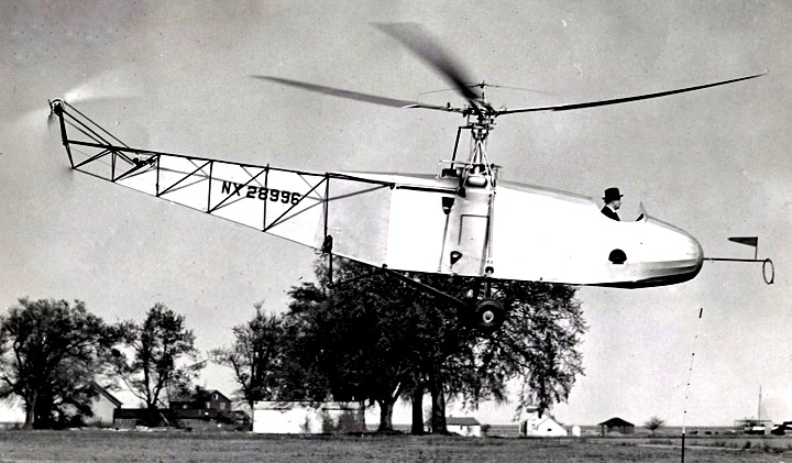 igor sikorsky essay The history and impact of helicopters by:  the next step forward was igor sikorsky's,  the sikorsky s-55 can be outfitted as a passenger,.