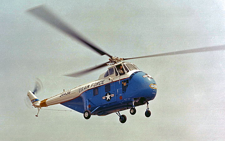 Sikorsky H-19 Helicopter Flight Training - 1956 US Army ...