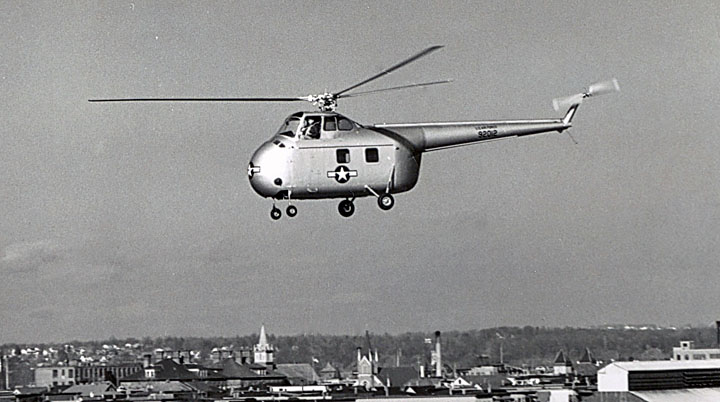 Elicottero S 55 : Sikorsky archives s